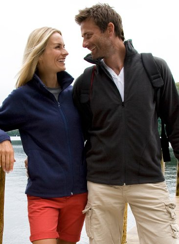 Micron Fleece-Jacke, Farbe:Navy;Größe:M M,Navy