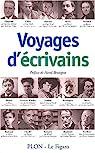 Voyages d'écrivains par Bentégeat