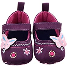 Crib Shoes,Kimanli Fashion Baby Shoes Butterfly Soft Sole Toddler Shoes