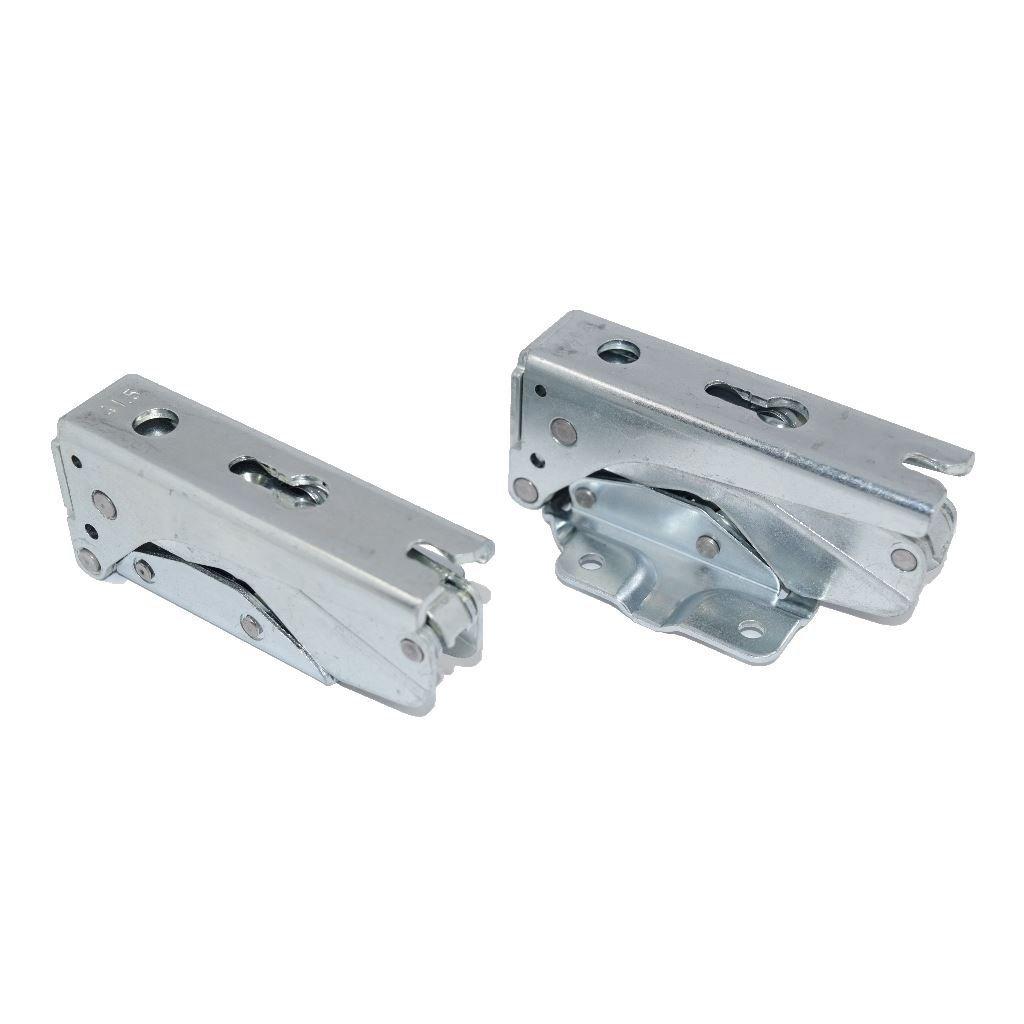 Ufixt® nevera congelador integrado Bisagra de puerta de par ...