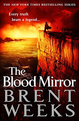 Blood Mirror Lightbringer Book ebook