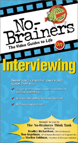 Amazon com: No-Brainers The Video Guides to Life on Interviewing: No
