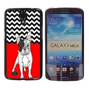- Ocean Seas - - Hard Plastic Protective Aluminum Back Case Skin Cover FOR Samsung Galaxy Mega 6.3 i9200 i9208 Queen Pattern