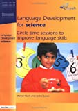 Language Development for Science, Marion Nash and Jackie Lowe, 1843121735