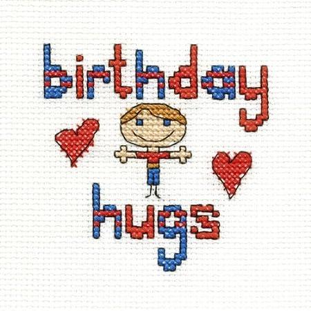 DMC BK980-N | Mini abrazos de cumpleaños infantil Kit de ...