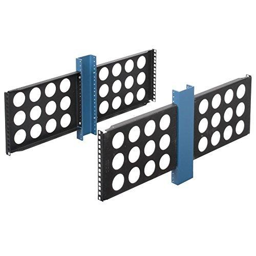 (RackSolutions 5U 2Post Conversion Kit Server Rack Depth Extender)