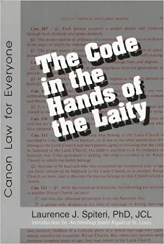 The Code in the Hands of the Laity: Canon Law for Everyone