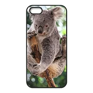 iphone5 5s cell phone cases Black Koala fashion phone cases HRE4530964