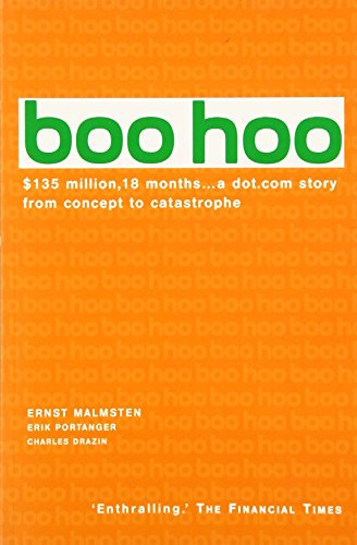Boo Hoo: A Dot.com Story from Concept to Catastrophe by imusti
