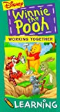 Winnie the Pooh: Working Together [VHS]