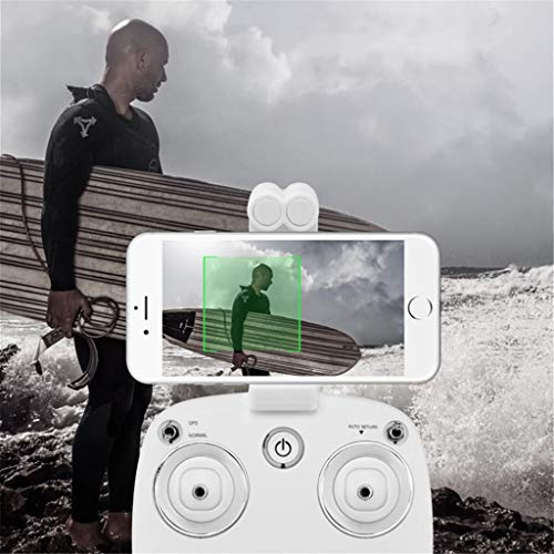 MOZATE W606-12 5G WiFi GPS 1080P Wide Angle Camera Headless Brushless Quadcopter (White) by MOZATE (Image #9)