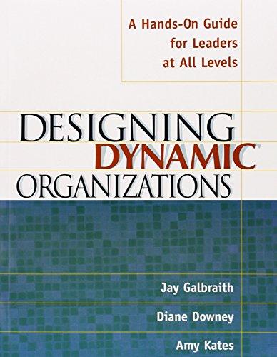 dynamic organization - 1