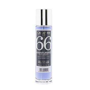 150 Caravan 66 De Hombre Parfum Eau Nº Para Fragancias Ml Con Vaporizador 8wNOmvn0