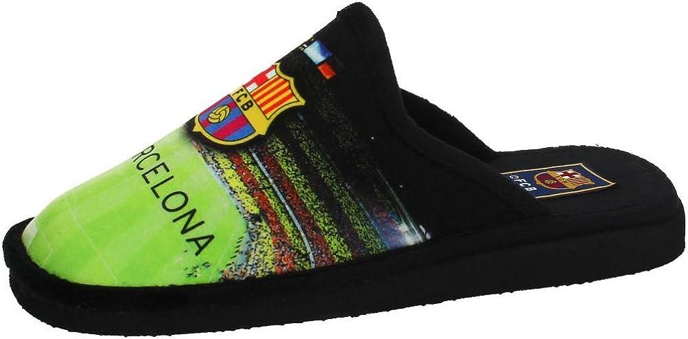 Zapatillas FC BARCELONA Casa Estadio Camp Nou: Amazon.es: Zapatos y complementos