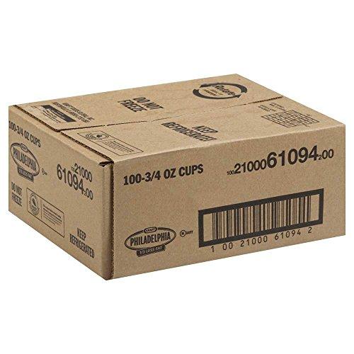 kraft-philadelphia-light-cream-cheese-cup-3-4-ounce-100-per-case