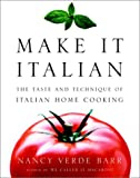Make It Italian, Nancy Verde Barr, 0375402268