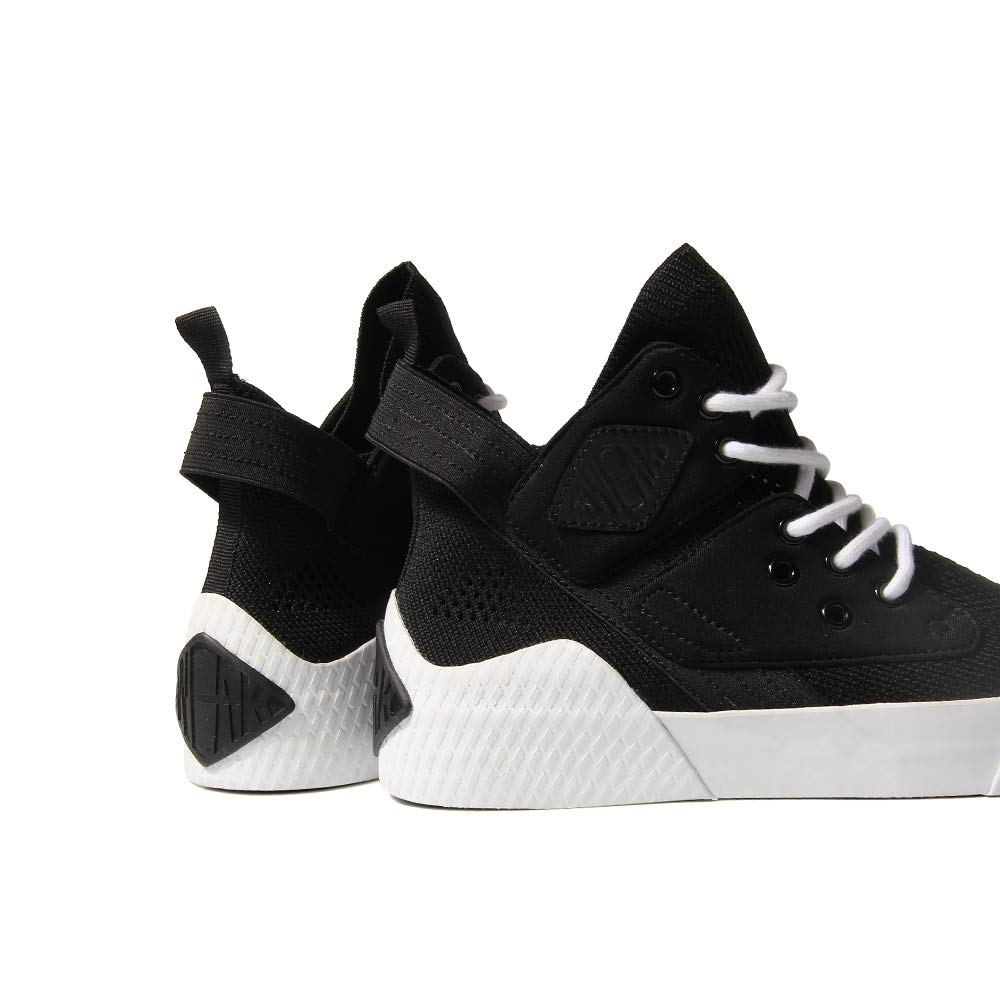 TWEAK Cameron Womens Ultralight Material Breathable Knitted Upper Shoes High-Top Fashion Sneaker
