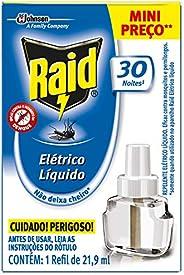 Repelente Elétrico Líquido Raid Refil 30 Noites com 21, 9Ml