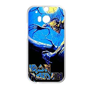 Iron Maiden For HTC One M8 Csae protection phone Case FXU15555