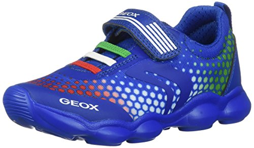 largest supplier cheap online Geox J Munfrey C Royal/White Mesh Junior Trainers Blue outlet with mastercard sale best wholesale cheap shop fashion Style L6yiv