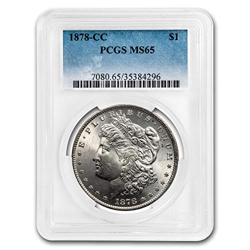 1878 CC Morgan Dollar MS-65 PCGS $1 MS-65 PCGS