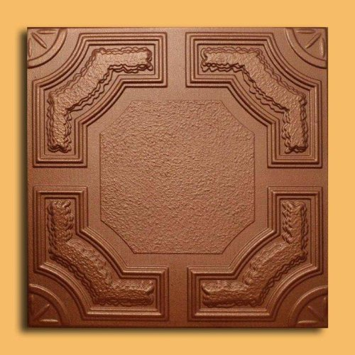 Caracas Copper Foam Ceiling Tile