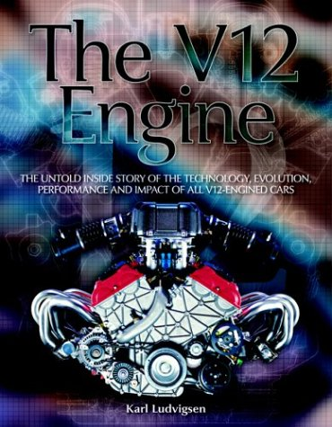 The V12 Engine: The Untold Story of Technology, Evolution,, used for sale  Delivered anywhere in USA