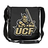 CMCGH UCF Knights Messenger Bag Traveling Briefcase Shoulder Bag For Adult Travel And Business Trip