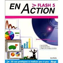 FLASH 5 EN ACTION