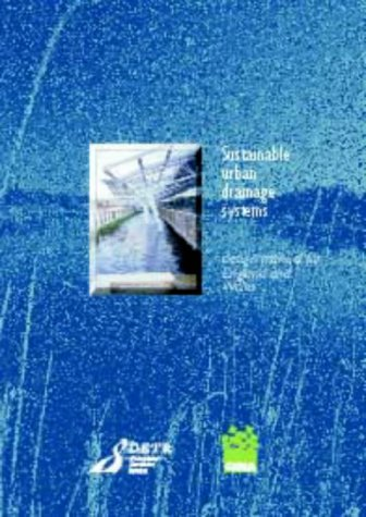 Sustainable Urban Drainage Systems Design Manual For England And Wales C522 Martin P Et Al 9780860175223 Amazon Com Books