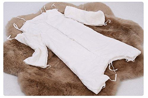 Silk SleepSacks Baby Sleeping Bag Kids' Sleep Nest (1.8'-3') by Jinqilu (Image #2)
