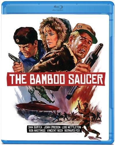 The Bamboo Saucer [Blu-ray]
