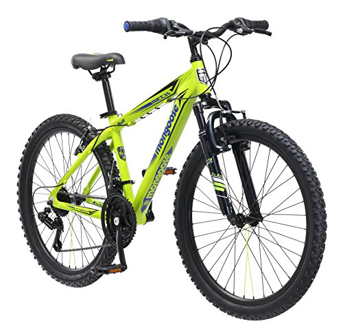 - Mongoose Boys Mech Mountain Bicycle, 13