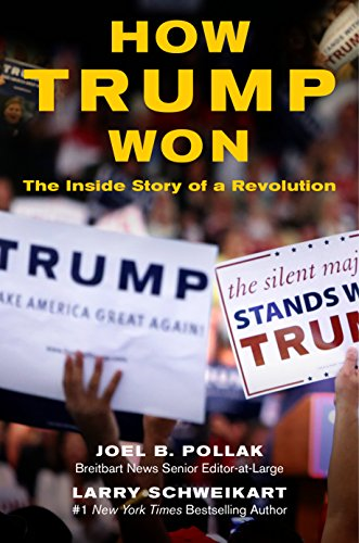 Amazon how trump won the inside story of a revolution ebook how trump won the inside story of a revolution by pollak joel fandeluxe PDF