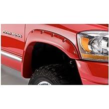 Bushwacker Dodge Pocket Style Fender Flare Front Pair