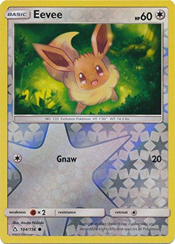 Pokemon: Buneary Reverse Holo 106/156 Common Sun & Moon: Ultra Prism