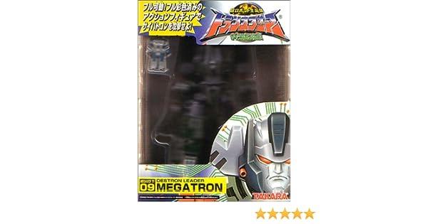 Transformers Mega SCF 09 Megatron Action Figure Takara 65