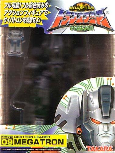 Transformers Mega SCF 09 Megatron Action Figure