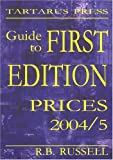 Guide to First Edition Prices, , 1872621783