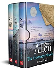 The Guernsey Novels :Books 1-3: Charming stories of drama, love and mystery set on beautiful Guernsey
