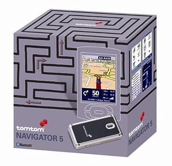 TomTom Navigator 5 Software para PocketPC Handheld con mapas ...
