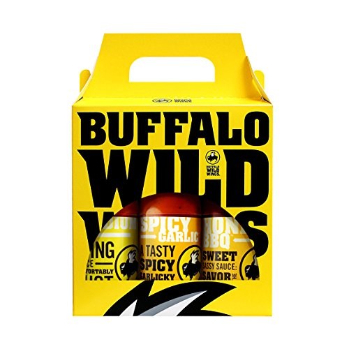 Buffalo Wild Wings Flavor Variety Pack