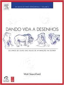 Amazon.com: Dando Vida A Desenhos - Volume 2 (Portuguese Edition