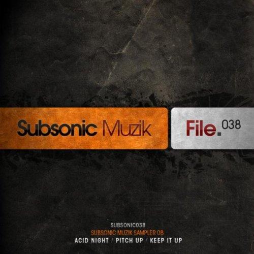 Subsonic Muzik Sampler 08 by Various artists on Amazon Music