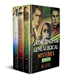The Jayne Sinclair Genealogical Mysteries.: Books 1 - 3 (Jayne Sinclair Genealogy Mystery Box Set)