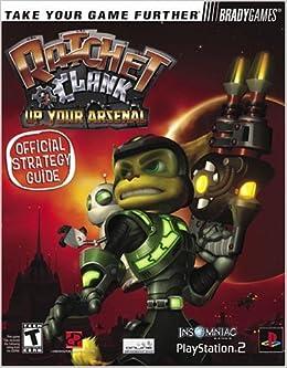 Ratchet & Clank: Up Your Arsenal: Amazon.es: Eric Winding ...