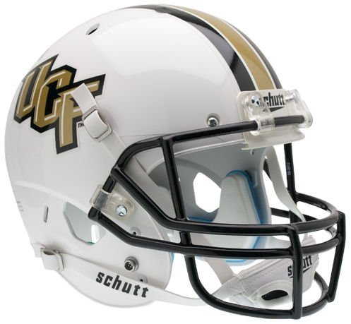 KNIGHTS Schutt AiR XP Full-Size REPLICA Football Helmet UCF ()
