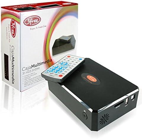 Carcasa Multimedia 3.5