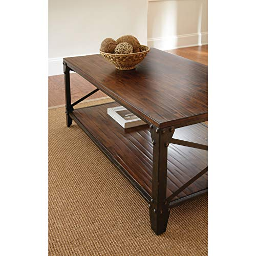 Iron Contemporary Coffee Table