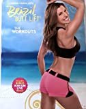 Leandro Carvalho's Brazil Butt Lift, The Workouts, 3 DVD Set